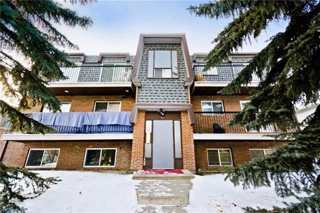 427 Huntsville Crescent NW #101, Calgary, AB T2K 4W3 (#C4282159) :: The Cliff Stevenson Group