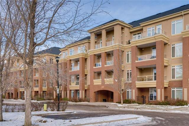 6 Hemlock Crescent SW #304, Calgary, AB T3C 2Z1 (#C4282164) :: Redline Real Estate Group Inc