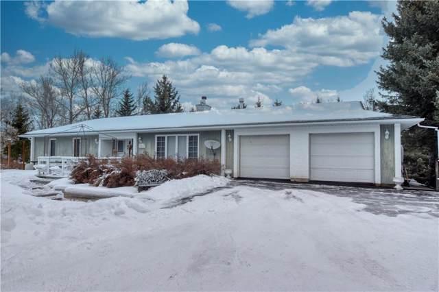 212 Westward Ho Estates, Rural Mountain View County, AB T0M 1X0 (#C4282180) :: Calgary Homefinders