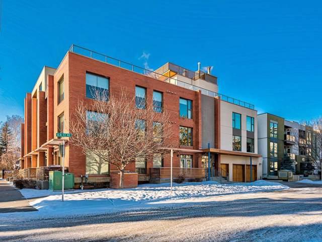 33 6A Street NE #205, Calgary, AB T2E 4A3 (#C4282191) :: Redline Real Estate Group Inc