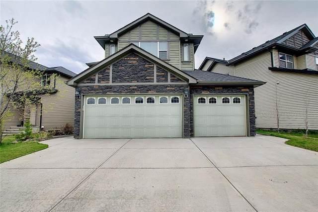 1540 Panatella Boulevard NW, Calgary, AB T3K 0W3 (#C4282197) :: Redline Real Estate Group Inc