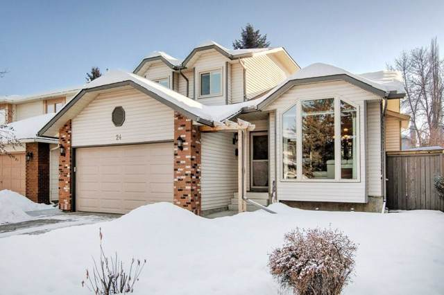 24 Sunrise Crescent SE, Calgary, AB T2X 3A2 (#C4282201) :: Western Elite Real Estate Group