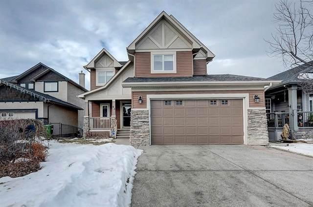 83 Hidden Creek Point(E) NW, Calgary, AB T3A 6J7 (#C4282209) :: Redline Real Estate Group Inc