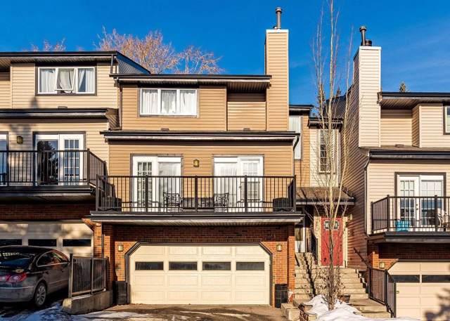 448 Strathcona Drive SW #21, Calgary, AB T3H 1M3 (#C4282214) :: Redline Real Estate Group Inc