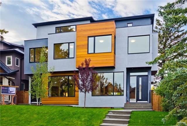 2118 27 Avenue SW, Calgary, AB T2T 1H7 (#C4282219) :: Redline Real Estate Group Inc