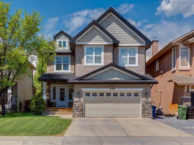 159 Chapala Drive SE, Calgary, AB  (#C4282221) :: The Cliff Stevenson Group