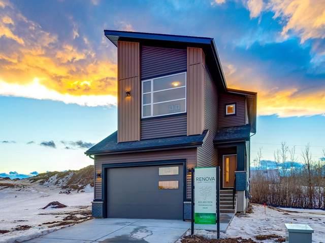 36 Willow Street, Cochrane, AB T4C 2V3 (#C4282227) :: Virtu Real Estate