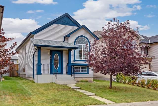 261 Covewood Circle NE, Calgary, AB T3K 4X6 (#C4282265) :: The Cliff Stevenson Group