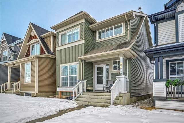 95 Auburn Bay Manor SE, Calgary, AB T3M 0C5 (#C4282298) :: Redline Real Estate Group Inc