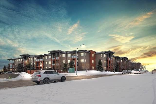 2727 28 Avenue SE #331, Calgary, AB T2B 0L4 (#C4282307) :: Redline Real Estate Group Inc