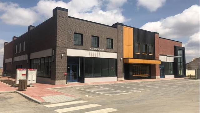 41 Savanna Boulevard NE A102, Calgary, AB T3J 4E4 (#C4282316) :: Redline Real Estate Group Inc