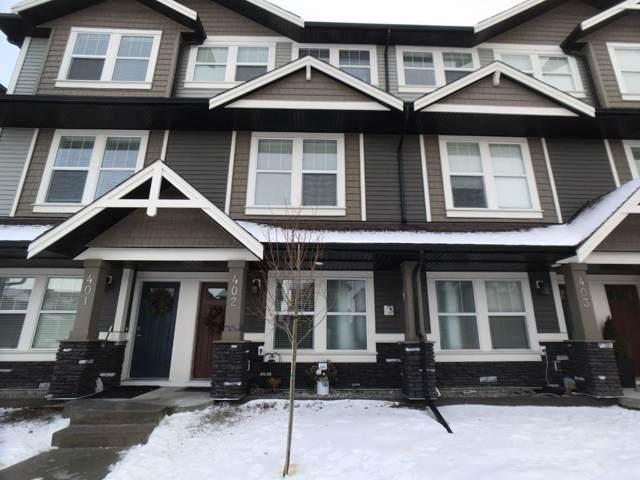 280 Williamstown Close NW #402, Airdrie, AB T4B 4B6 (#C4282337) :: Calgary Homefinders