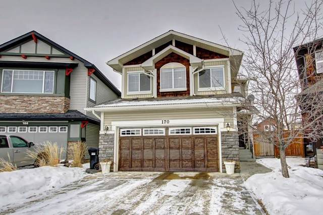 170 Auburn Bay Close SE, Calgary, AB T3M 0E8 (#C4282343) :: Western Elite Real Estate Group