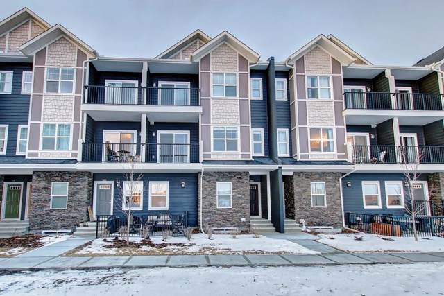 250 Fireside View #414, Cochrane, AB T4C 2M2 (#C4282346) :: Western Elite Real Estate Group