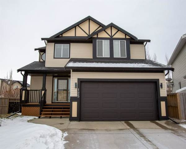 125 Luxstone Green SW, Airdrie, AB T4B 3B9 (#C4282348) :: Redline Real Estate Group Inc