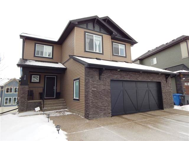 116 Aspenmere Way, Chestermere, AB T1X 0W8 (#C4282351) :: Redline Real Estate Group Inc