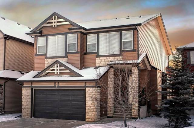 9 Sage Valley Circle NW, Calgary, AB T3R 0E7 (#C4282373) :: Redline Real Estate Group Inc