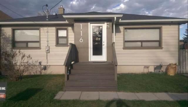 116 Centre Avenue, Cochrane, AB T4C 1Z4 (#C4282377) :: Calgary Homefinders