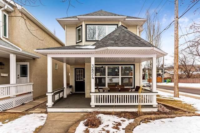 3824 19 Street SW, Calgary, AB T2T 4X7 (#C4282381) :: Calgary Homefinders