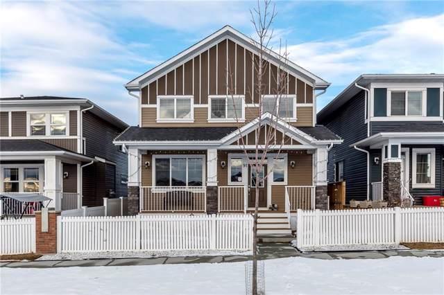 91 Redstone Garden(S) NE, Calgary, AB T3N 0J8 (#C4282395) :: Redline Real Estate Group Inc