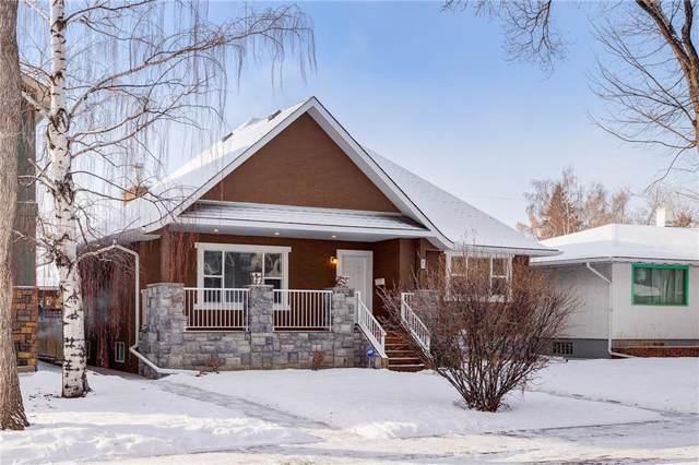 2351 22 Street NW, Calgary, AB T2M 3X6 (#C4282398) :: Calgary Homefinders
