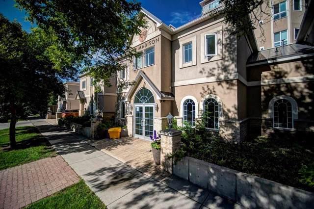 1507 Centre A Street NE #402, Calgary, AB T2Z 2Z8 (#C4282416) :: Redline Real Estate Group Inc