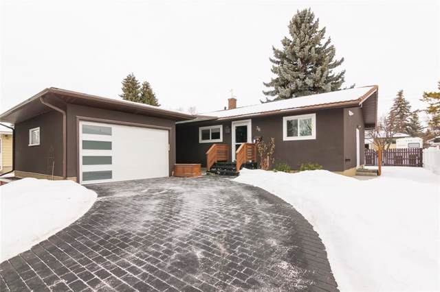 36 Governor Drive SW, Calgary, AB T3E 4Y7 (#C4282475) :: Redline Real Estate Group Inc