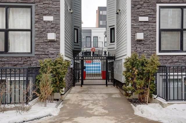 605 15 Avenue SW #17, Calgary, AB T2R 0R4 (#C4282478) :: Redline Real Estate Group Inc