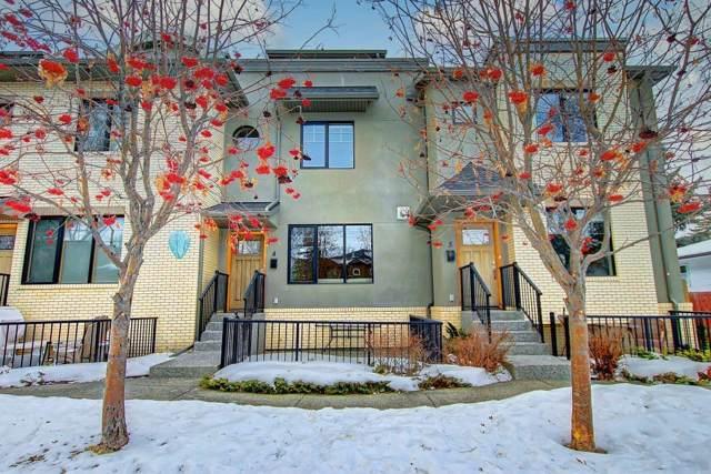 535 33 Street NW #4, Calgary, AB T2N 2W5 (#C4282479) :: Redline Real Estate Group Inc