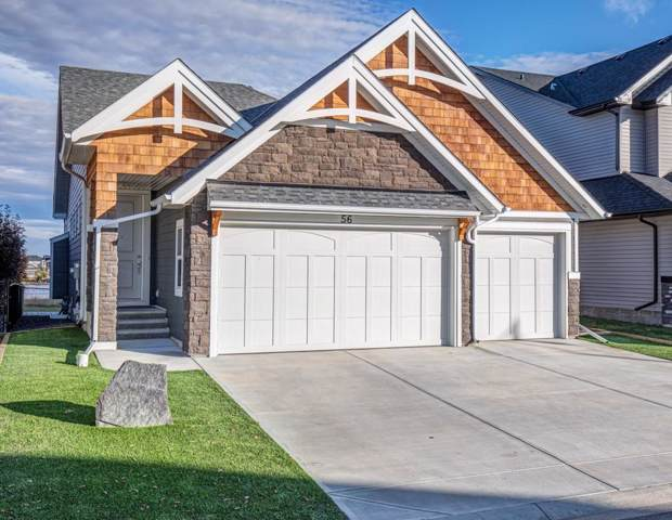 56 Drake Landing Heights, Okotoks, AB T1S 0L4 (#C4282503) :: Calgary Homefinders