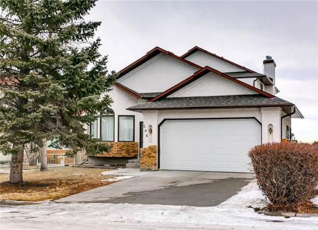 296 Sandpiper Circle NW, Calgary, AB T3K 3V1 (#C4282506) :: Calgary Homefinders
