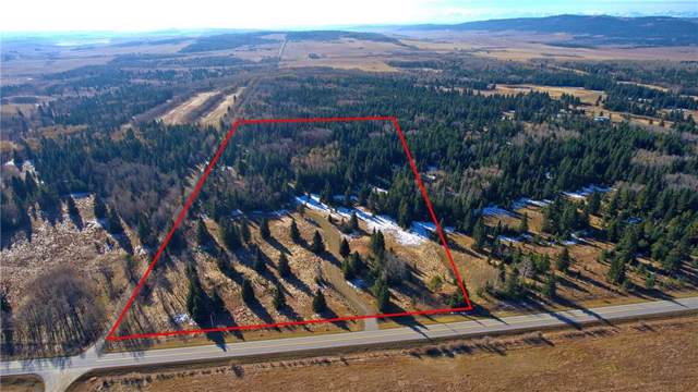 202 Acres +/- Nw Of Cochrane, Rural Rocky View County, AB T4C 1A7 (#C4282511) :: Calgary Homefinders