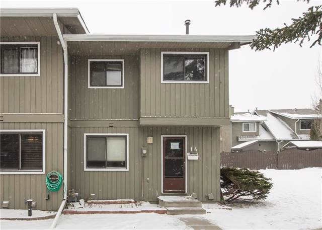 6503 Ranchview Drive NW #14, Calgary, AB T3G 1P2 (#C4282512) :: Western Elite Real Estate Group