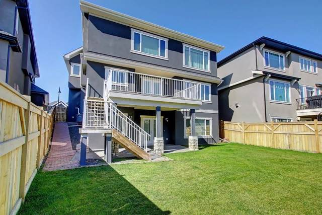 142 Aspen Summit Drive SW, Calgary, AB T3H 0G1 (#C4282528) :: Redline Real Estate Group Inc