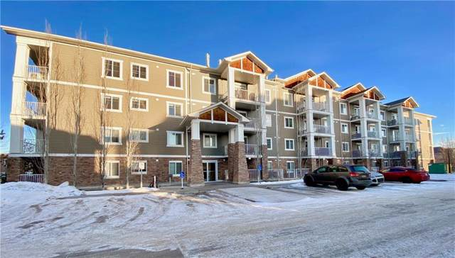 304 Cranberry Park SE #107, Calgary, AB T3M 1W2 (#C4282531) :: The Terry Team