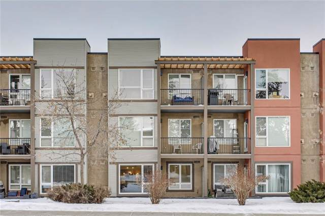 3600 15A Street SW #115, Calgary, AB T2T 5P8 (#C4282535) :: Redline Real Estate Group Inc