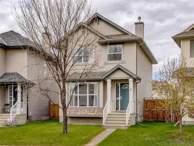 71 Cranberry Square SE, Calgary, AB T3M 1J5 (#C4282539) :: The Terry Team