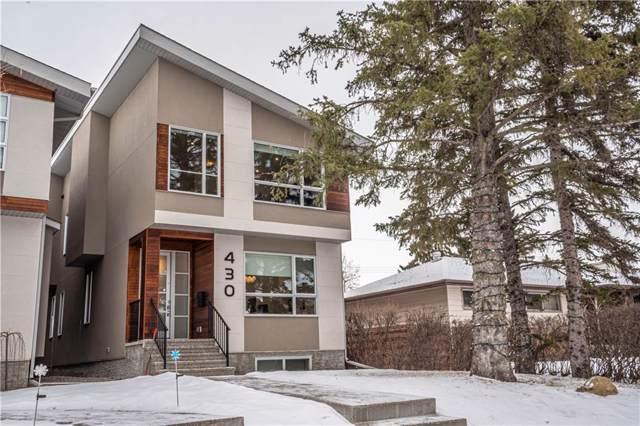 430 36 Street SW, Calgary, AB T3C 1P8 (#C4282545) :: Redline Real Estate Group Inc