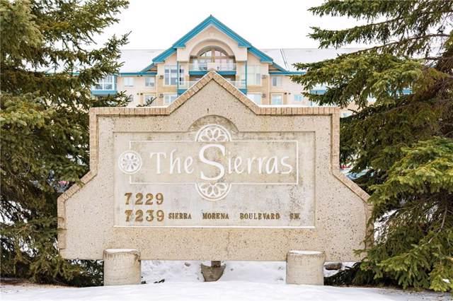 7239 Sierra Morena Boulevard SW #214, Calgary, AB T3H 3L7 (#C4282554) :: Redline Real Estate Group Inc