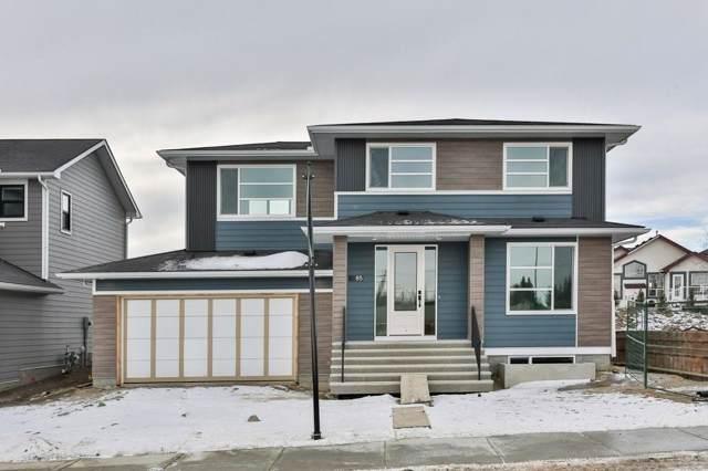 85 Harvest Hills Manor NE, Calgary, AB T3K 2L9 (#C4282557) :: Virtu Real Estate