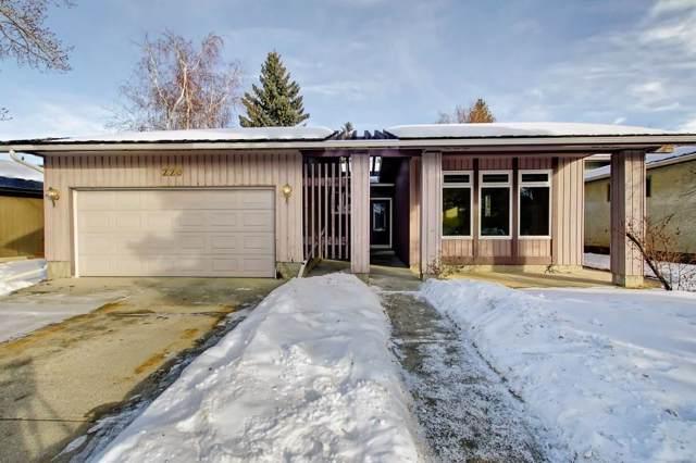 220 Oakland Place SW, Calgary, AB T2V 4G4 (#C4282563) :: Redline Real Estate Group Inc