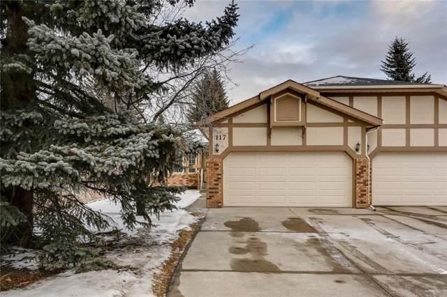 117 Confederation Villa(S) NW, Calgary, AB T2L 2K9 (#C4282565) :: Calgary Homefinders