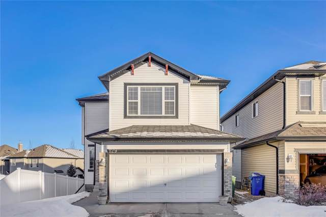 129 Everwoods Close SW, Calgary, AB T2Y 5A6 (#C4282570) :: The Cliff Stevenson Group