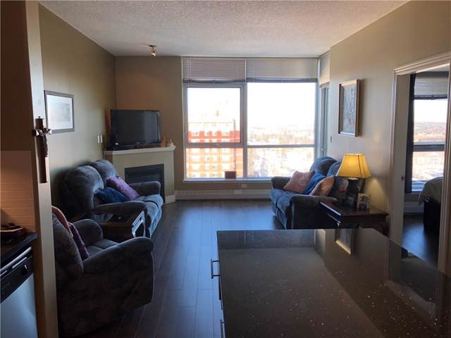 55 Spruce Place SW #1501, Calgary, AB T3C 3X5 (#C4282582) :: Redline Real Estate Group Inc
