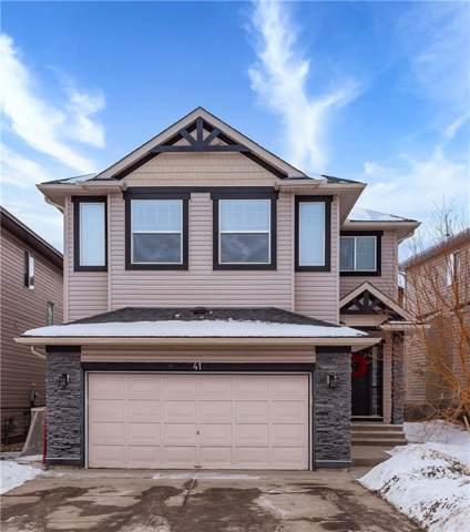 41 Tuscany Summit Terrace NW, Calgary, AB T3L 0C1 (#C4282584) :: Redline Real Estate Group Inc