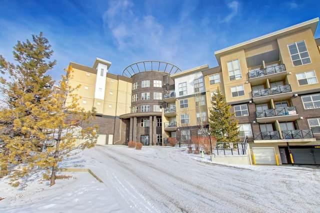 88 Arbour Lake Road NW #418, Calgary, AB T3G 0C2 (#C4282585) :: Calgary Homefinders