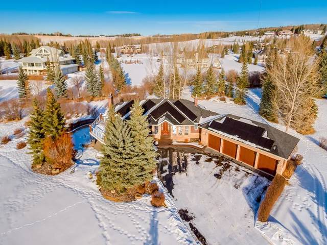 92 Rosewood Drive SW, Rural Rocky View County, AB T3E 6W3 (#C4282589) :: The Cliff Stevenson Group
