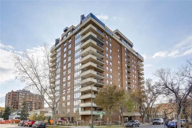 1001 13 Avenue SW #1260, Calgary, AB T2R 0L5 (#C4282596) :: Redline Real Estate Group Inc