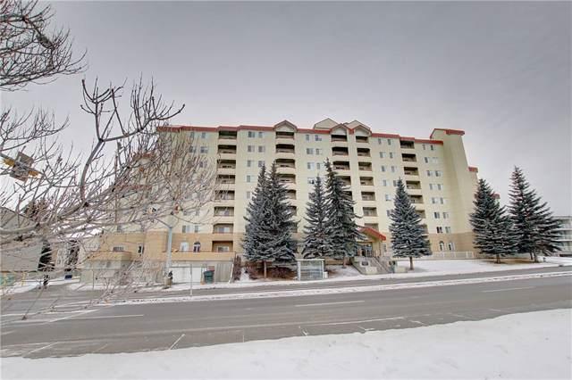 2011 University Drive NW #603, Calgary, AB T2N 4T4 (#C4282603) :: Calgary Homefinders