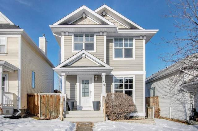 34 Tuscany Valley Heights NW, Calgary, AB T3L 2E7 (#C4282605) :: Redline Real Estate Group Inc